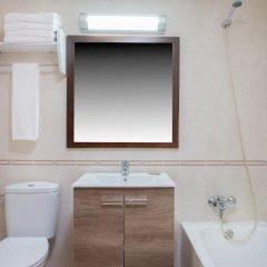 Отель Apartaments Costa d'Or Испания, Калафель - отзывы, цены и фото номеров - забронировать отель Apartaments Costa d'Or онлайн ванная фото 2