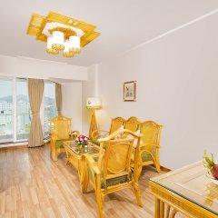 Green World Hotel Nha Trang в номере фото 2
