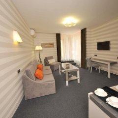 Отель Villa Four Rooms Харьков комната для гостей фото 2