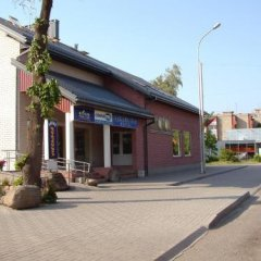 Отель Eiva Литва, Мариямполе - отзывы, цены и фото номеров - забронировать отель Eiva онлайн вид на фасад