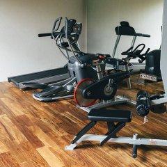 Отель Bisma Eight Ubud фитнесс-зал