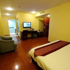 Отель Fu Ho Гуанчжоу комната для гостей фото 5