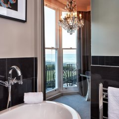 Отель The Square Brighton Кемптаун ванная
