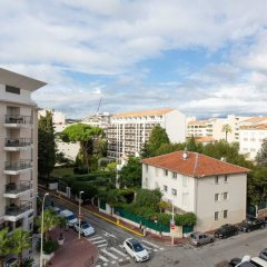 Апартаменты Apartment With one Bedroom in Cannes, With Wonderful City View, Furnis парковка