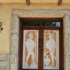 Отель Priamos Pansiyon Тевфикие интерьер отеля