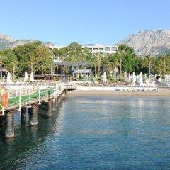 Mirada Del Mar Hotel Турция, Кемер - 1 отзыв об отеле, цены и фото номеров - забронировать отель Mirada Del Mar Hotel - All Inclusive онлайн приотельная территория фото 2