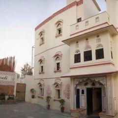 Отель WelcomHeritage Sirsi Haveli вид на фасад