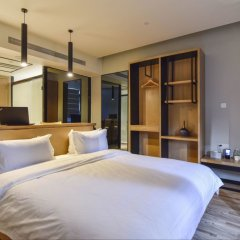 Отель City Inn OCT Loft Branch Китай, Шэньчжэнь - отзывы, цены и фото номеров - забронировать отель City Inn OCT Loft Branch онлайн комната для гостей фото 5