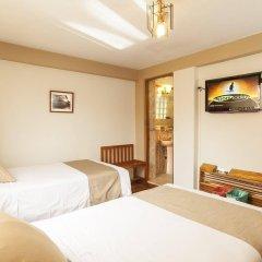 Отель Best Western Los Andes de América комната для гостей фото 2