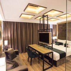 Отель Eden Garden Suites Белград комната для гостей фото 5