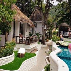 Отель Clear View Resort бассейн фото 2