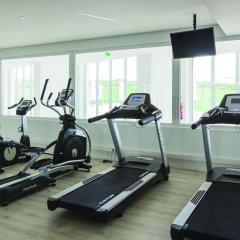 Отель MH Peniche фитнесс-зал