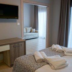 Отель Agnes Deluxe Греция, Пефкохори - отзывы, цены и фото номеров - забронировать отель Agnes Deluxe онлайн удобства в номере фото 2
