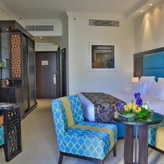 Отель The Ajman Palace комната для гостей фото 5