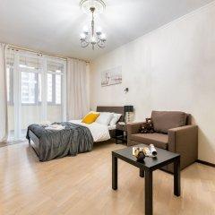 Апартаменты RentHouse Apartment Primorsky Санкт-Петербург комната для гостей