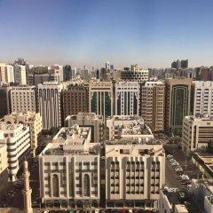 Отель Crowne Plaza Abu Dhabi фото 3