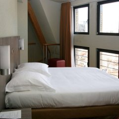 Отель Alma Grand Place Брюссель комната для гостей фото 4