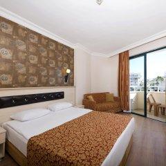 Grand Seker Hotel Турция, Сиде - 1 отзыв об отеле, цены и фото номеров - забронировать отель Grand Seker Hotel - All Inclusive онлайн сейф в номере