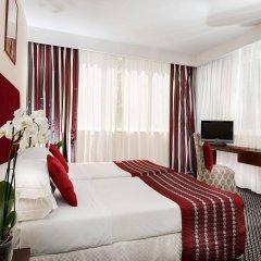 Отель Cardinal St. Peter Рим комната для гостей