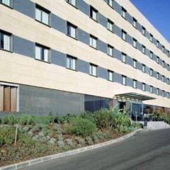 Отель AC Hotel Sevilla Forum by Marriott Испания, Севилья - отзывы, цены и фото номеров - забронировать отель AC Hotel Sevilla Forum by Marriott онлайн вид на фасад