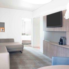 Отель Novotel Paris Les Halles комната для гостей фото 2