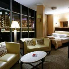 Гостиница Мартон Палас 4* Стандартный номер с двуспальной кроватью фото 3