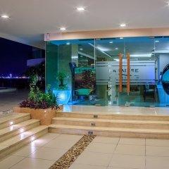 Отель Paradise Ocean View Бангламунг интерьер отеля