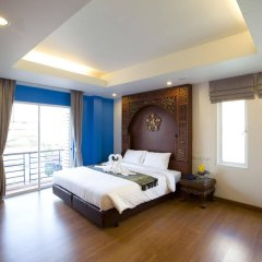 Отель Korbua House комната для гостей фото 4