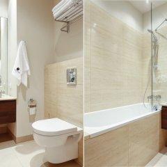 Отель Chopin Apartments Union Польша, Варшава - отзывы, цены и фото номеров - забронировать отель Chopin Apartments Union онлайн ванная фото 2