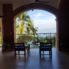 Отель Playa Conchas Chinas Пуэрто-Вальярта фото 5