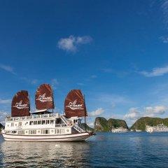 Отель Halong Lavender Cruises пляж