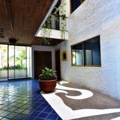Hotel Suites del Sol Пуэрто-Вальярта интерьер отеля