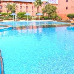Отель Palmera Azur Resort бассейн