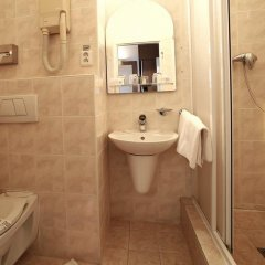 Central Hotel Pilsen Пльзень ванная