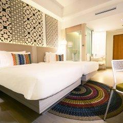 Отель Hue Hotels and Resorts Puerto Princesa Managed by HII Филиппины, Пуэрто-Принцеса - отзывы, цены и фото номеров - забронировать отель Hue Hotels and Resorts Puerto Princesa Managed by HII онлайн комната для гостей фото 5