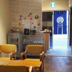 328 Hostel & Lounge Токио интерьер отеля