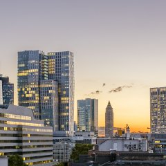 Отель NH Collection Frankfurt City