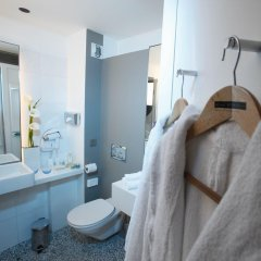 Hotel Beau Rivage Ницца ванная
