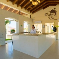Отель Quinta Del Sol By Solmar Кабо-Сан-Лукас интерьер отеля фото 2