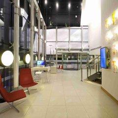 Отель Novotel London Paddington фитнесс-зал