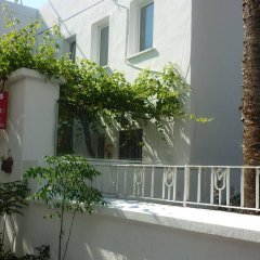 Отель Myndos Guesthouse балкон