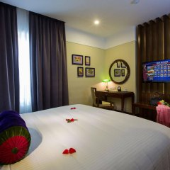 Hanoi La Siesta Hotel & Spa комната для гостей фото 4