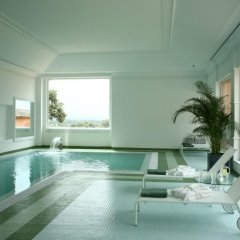 Отель Valdepalacios бассейн фото 2