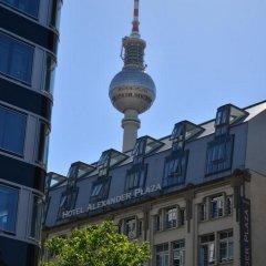 Отель Classik Hotel Alexander Plaza Германия, Берлин - 7 отзывов об отеле, цены и фото номеров - забронировать отель Classik Hotel Alexander Plaza онлайн балкон