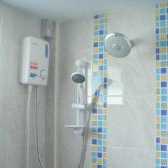 Отель Ns Mountain Beach Resort ванная