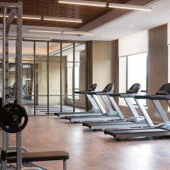 Отель Pullman Taiyuan фитнесс-зал