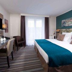 Отель Leonardo Hotel Munich City Olympiapark Германия, Мюнхен - 2 отзыва об отеле, цены и фото номеров - забронировать отель Leonardo Hotel Munich City Olympiapark онлайн комната для гостей фото 2