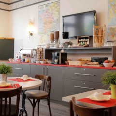 Отель Best Western Crequi Lyon Part Dieu питание