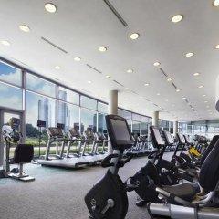 Отель InterContinental Seoul COEX фитнесс-зал