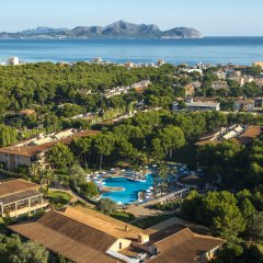 Hotel Fergus Club Vell Mari пляж
